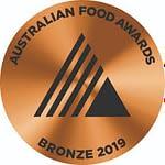 Food Awards Bronze 2019