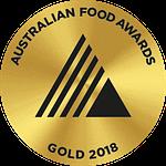 Food Awards Gold 2018