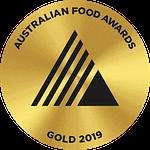 Food Awards Gold 2019