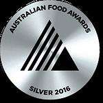 Food Awards Silver 2016