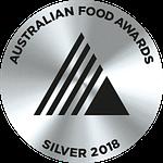 Food Awards Silver 2018