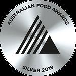 Food Awards Silver 2019